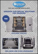Special solutions for couriers